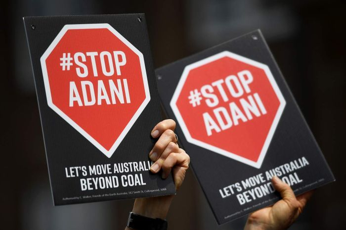 No loan for Adani! Letter to Queensland Premier