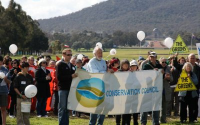 ACT Government needs clear pathway to zero net emissions