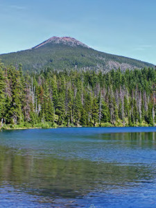 Olallie Highlands Lake