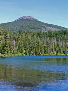 Olallie Highlands Lake
