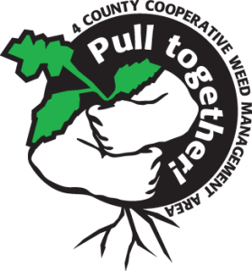 4-County CWMA logo
