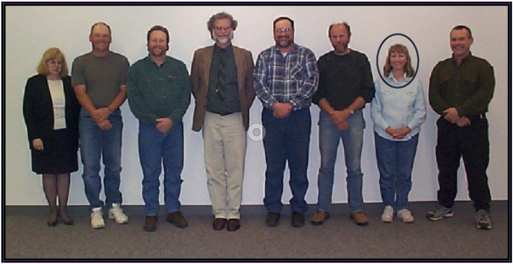 Clackamas County Soil and Water Conservation District May 15, 2001
