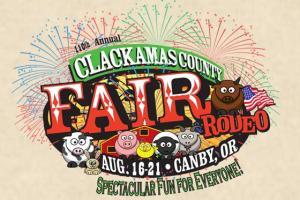 Clackamas County Fair 2016