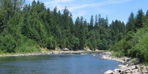 Both the Clackamas and Molalla Rivers provide drinking water to residents of Clackamas County.