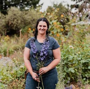 Leah Rose Rodgers, Indigo Gardens PDX
