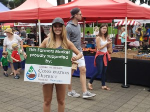 CSWCD is a proud supporter of local farmers markets!