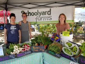 Farmers markets support our local communities.