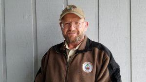 Senior Conservationist, Clair Klock