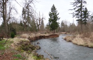Soil erosion can contaminate source drinking water.
