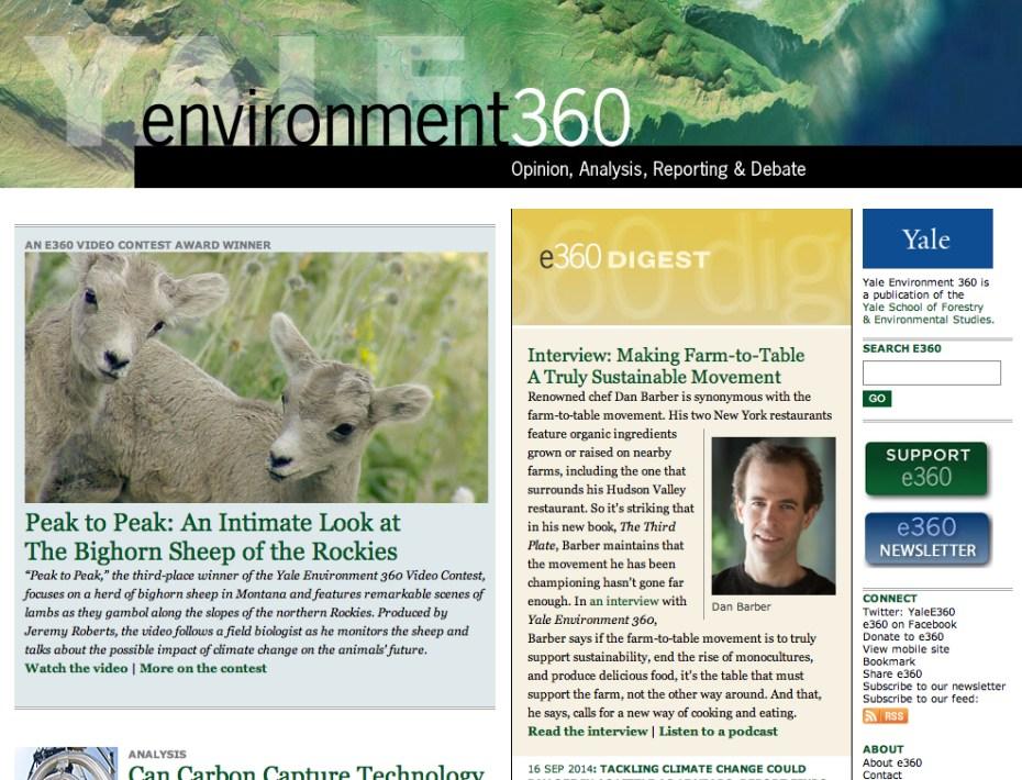 Conservation Media Wins Award!