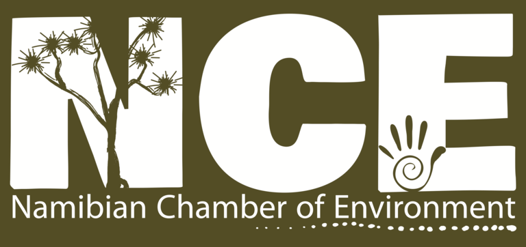 Namibian Chamber of Environment logo.