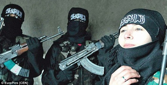 This teenage Bosniak girl ran away from her home in Austria to join ISIS.