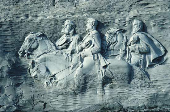 NAACP calls for the destruction of Stone Mountain