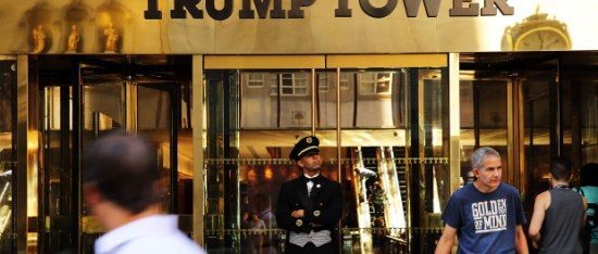 Trump Properties In New York City Draw Increased Scrutiny As He Embarks On Presidential Run