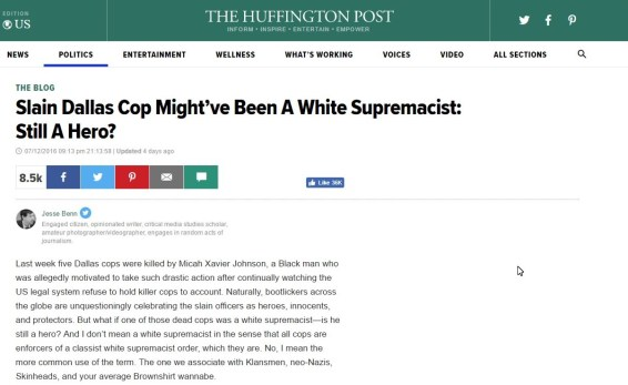 dallas-mass-murder-huffington-post