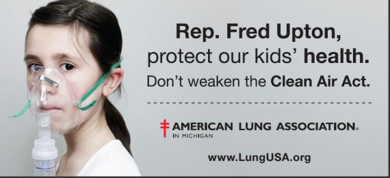 American lung ass fred upton