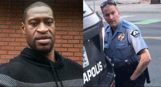 RIVELAZIONE DI SCOSSA: George Floyd e l'agente Derek Chauvin hanno lavorato in sicurezza presso lo stesso Minneapolis Club fino alla fine dell'anno scorso