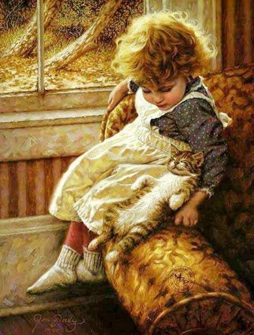 8a6260f038be5b21b5be430018ac32bd--children-painting-best-friends