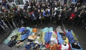 Obama's idea of 'democracy' in Ukraine