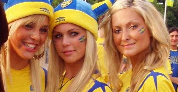 Look Scandinavian People All Do Similar
