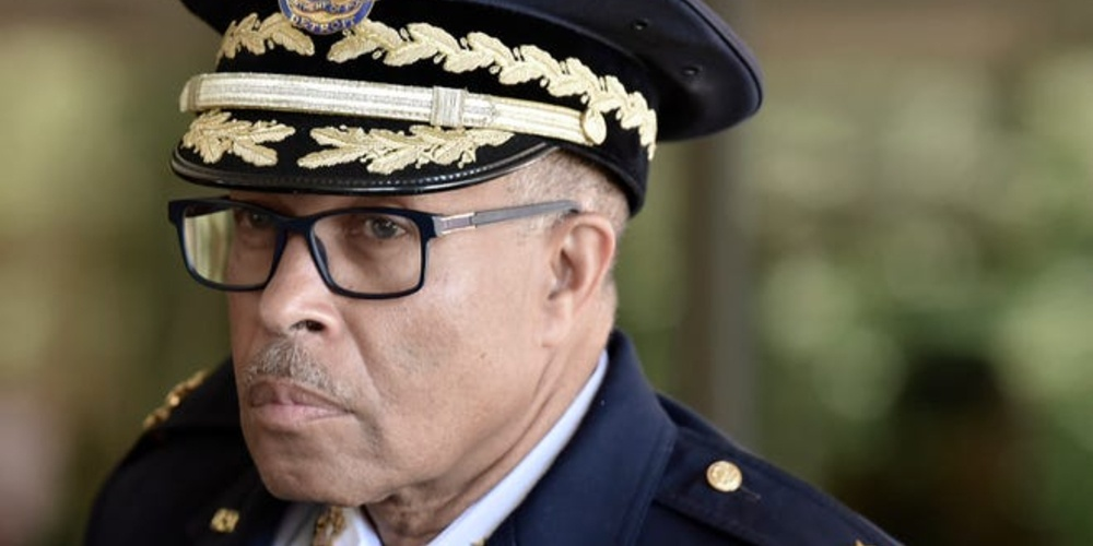 Detroit Police Chief James Craig to retire... then run for Governor against Gretchen Whitmer