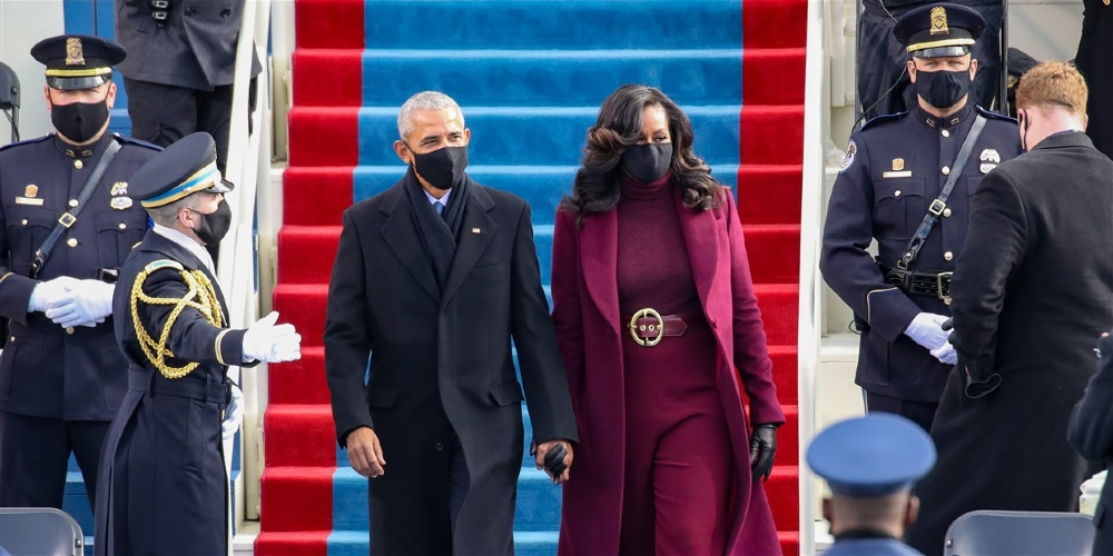 Michelle Obama Promotes Police Hatred
