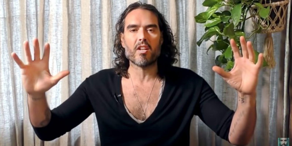 Russell Brand on vaccine passports_ Is it really a good idea to let Big Tech dictate everyday freedoms_