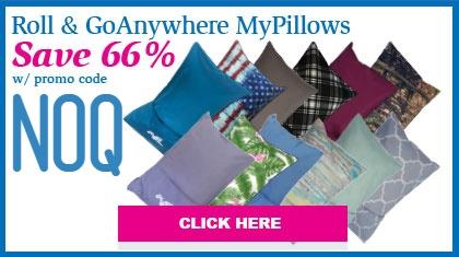 MyPillow GoAnywhere Promo Code NOQ