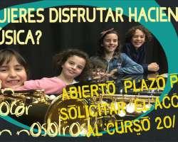 ABIERTO EL PLAZO PARA SOLICITAR EL ACCESO AL CURSO 2020/21