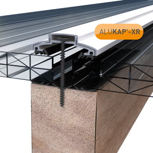Alukap-XR Timber Supported Glazing Bars