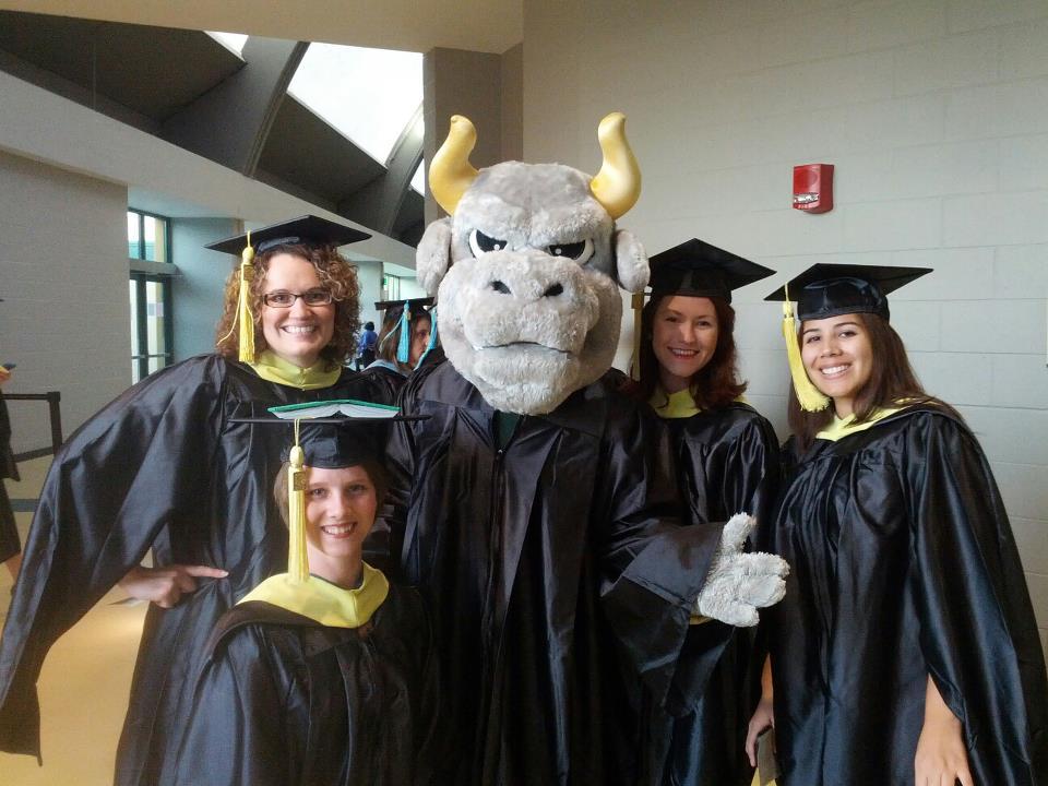Finally a Graduate! (3/3)
