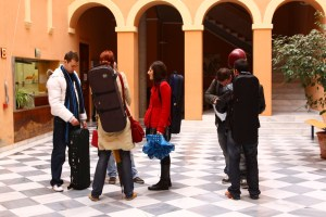 Estudiar en el CSMS / Enrollment 2011-2012
