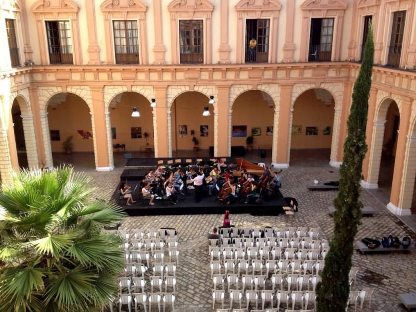 Noches musicales en el Carmen 2013