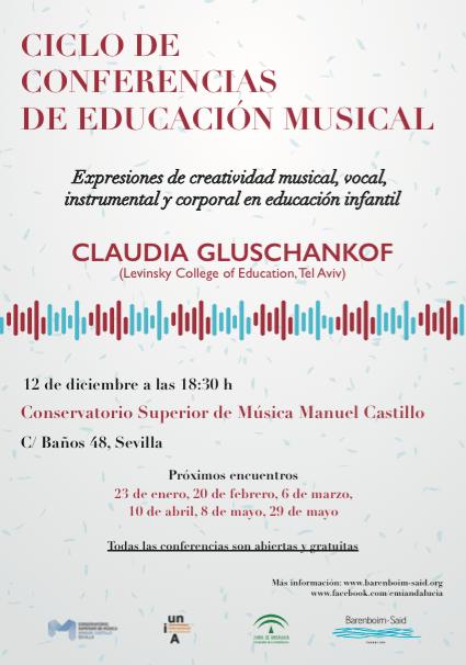 Ciclo de conferencias sobre educación musical