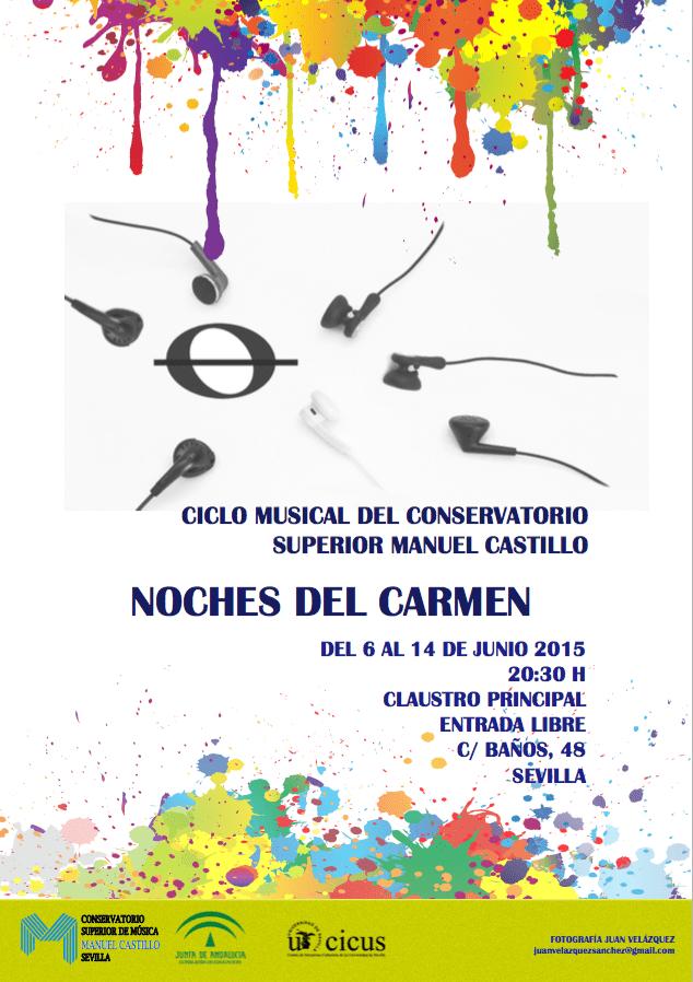 Noches del Carmen 2015