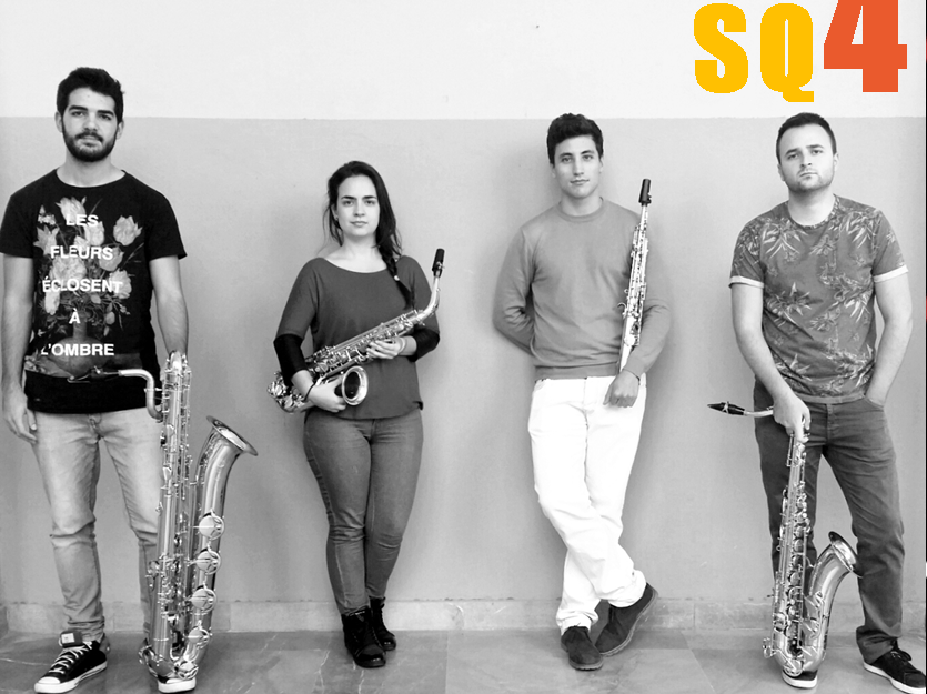Cuarteto de Saxofones SQ4