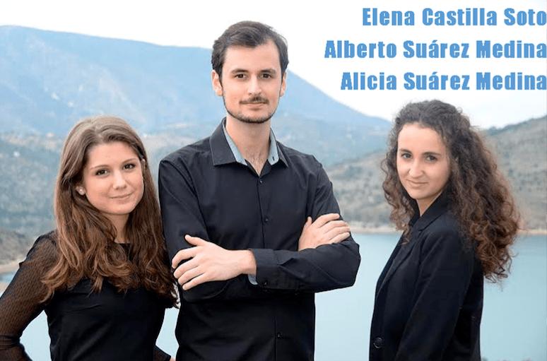 Elena Castilla Soto Alberto Suárez Medina Alicia Suárez Medina