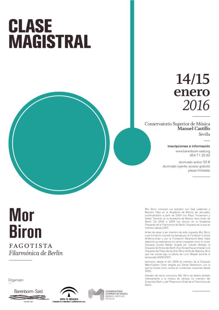 masterclass-Mor Biron