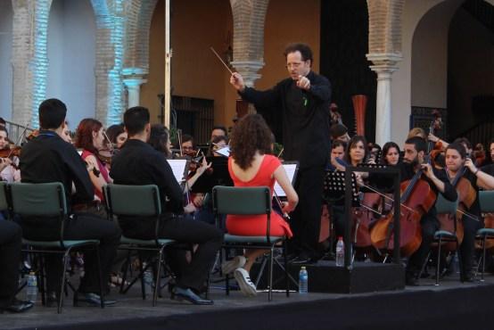 Concierto OSC y John Axelrod - 17 Ensayo Alcázar 2