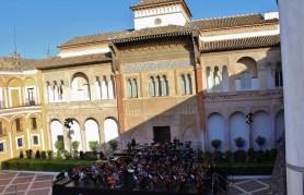 Concierto OSC y John Axelrod - 19 Ensayo Alcázar 4