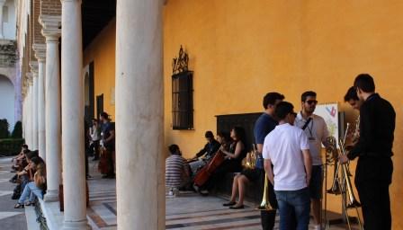 Concierto OSC y John Axelrod - 21 Ensayo Alcázar 6
