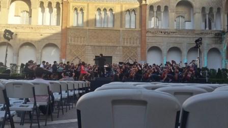 Concierto OSC y John Axelrod - 22 Ensayo Alcázar 7