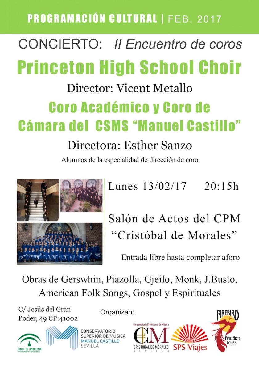 Concierto: II Encuentro de coros