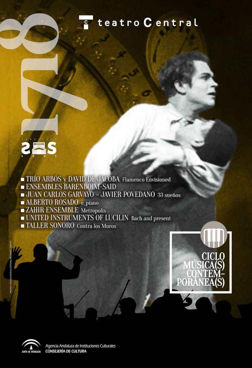 Ciclo de Músicas Contemporáneas del Teatro Central