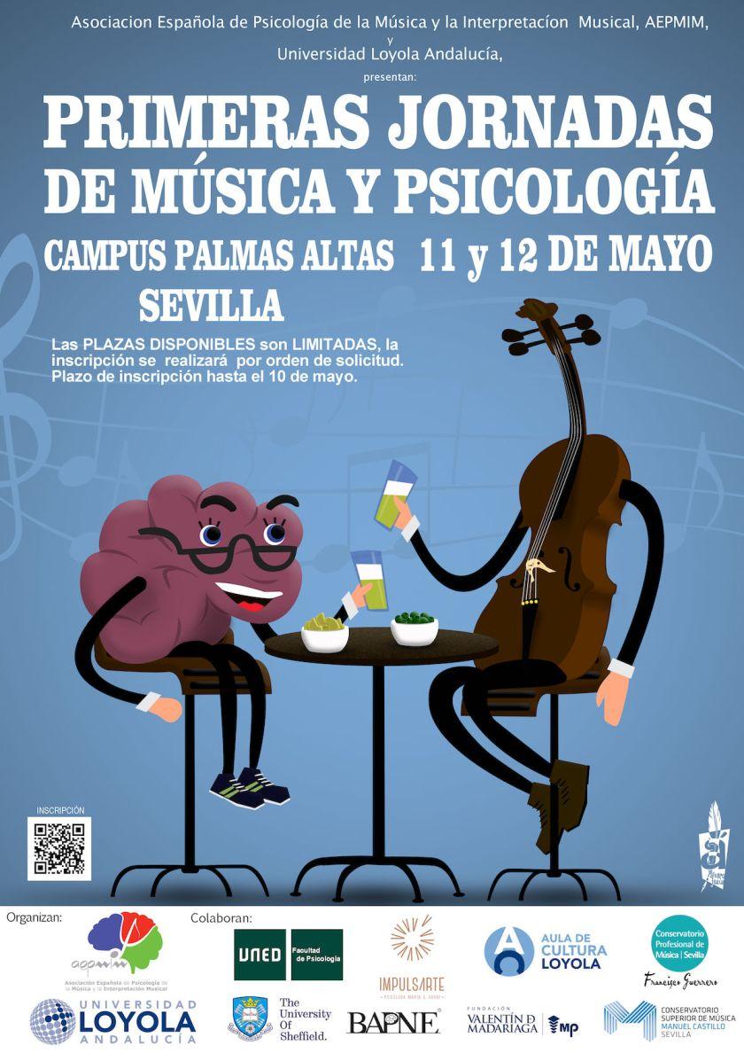 Primeras Jornadas de Música y Psicología