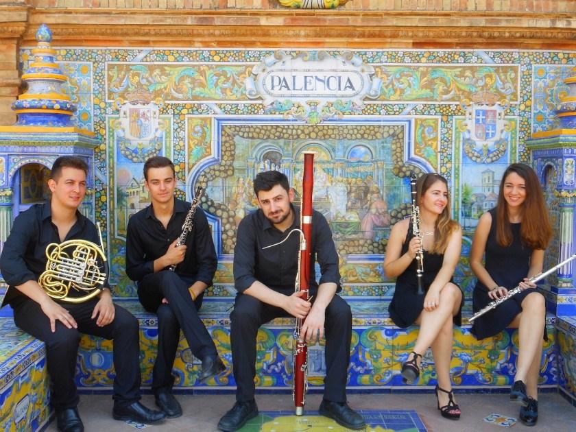 Quinteto de Viento Madera Eutherpe