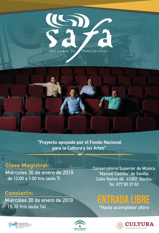 Safa Ensemble de Percusiones de México