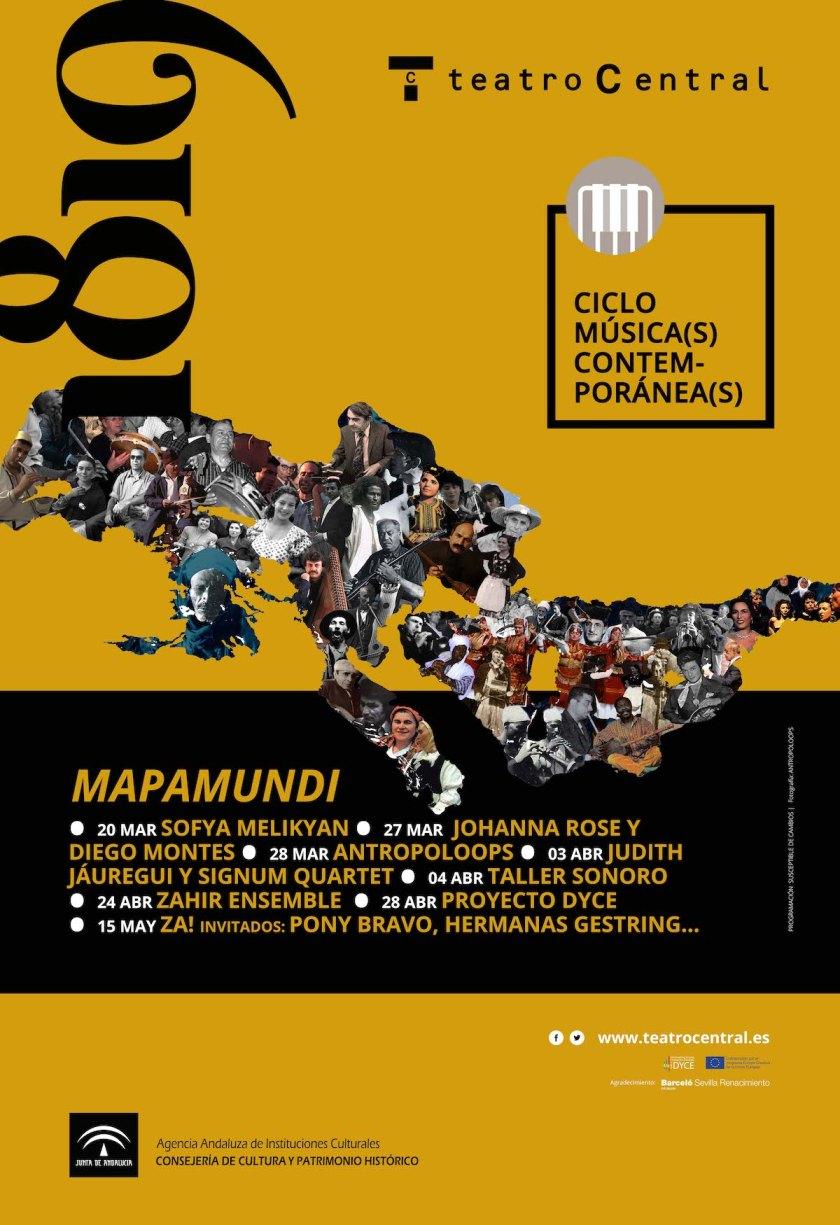 Ciclo de Música(s) Contemporánea(s) 2019