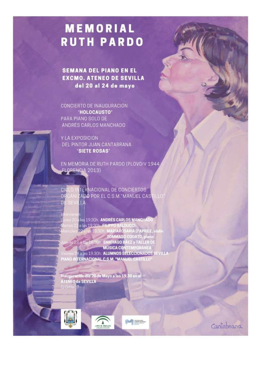 Semana del piano en el Ateneo de Sevilla