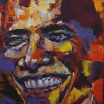Obama by Luis Bitencourt